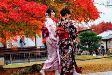 Những địa danh đẹp nhất Nhật Bản