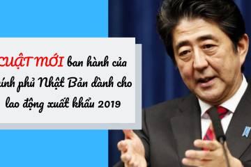 Chính sách visa lao động mới của Nhật Bản