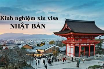 Kinh nghiệm xin visa lao động Nhật Bản A-Z