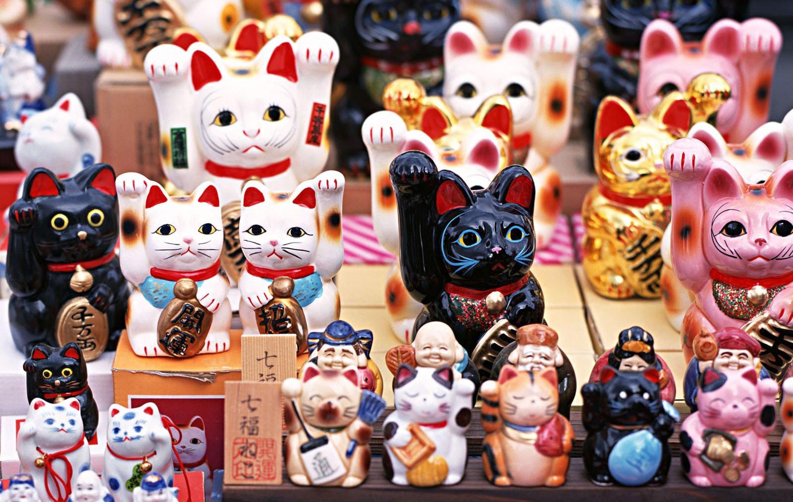 Du lịch Nhật Bản mua gì làm quà?